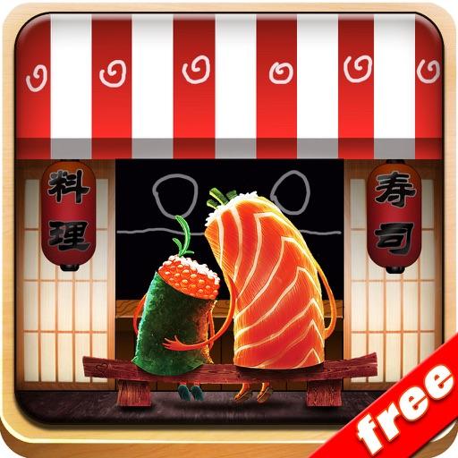 sushi maker Preschool kids games free