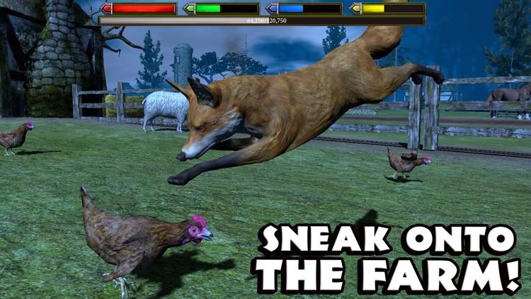 Ultimate Fox Simulator screenshot-3