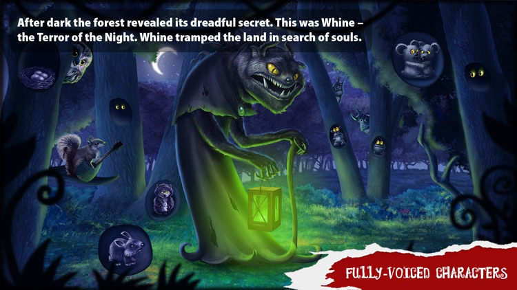 Amelia and Terror of the Night LITE - Story Book for Kids