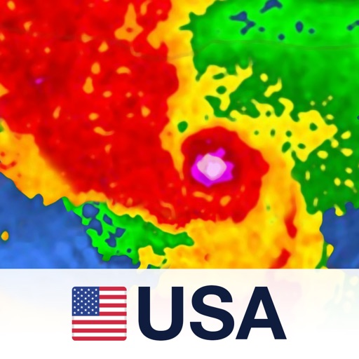 NOAA Radar USA Free - Live Radar, Weather Forecast & Hurricane Maps
