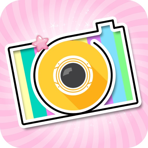 Cute Camera Editor - picture collage effects plus photo yourself & best blender mix pic with filters and mirror iOS App