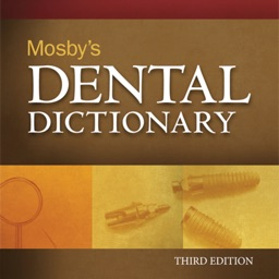 Mosby's Dental Dictionary, 3rd Edition