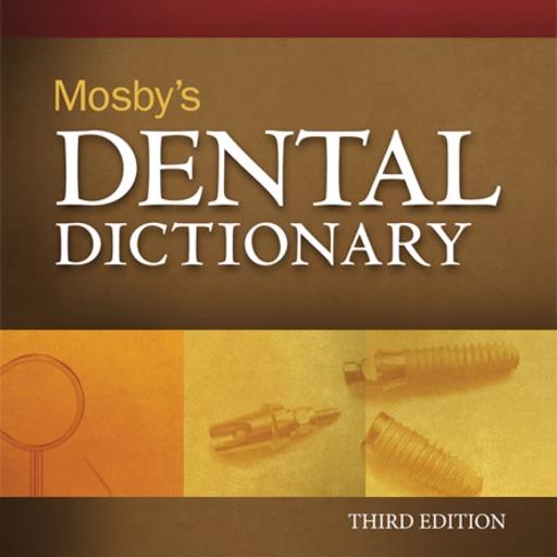 Mosby's Dental Dictionary, 3rd Edition