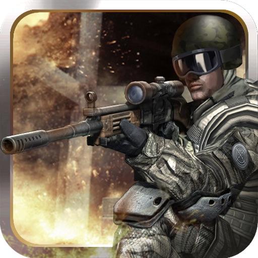 Baixar Tiro Sniper Guerra-Arma de Fogo Batalha de rodagem: Um FPS Jogo Clássico da cidade de Modern para iOS