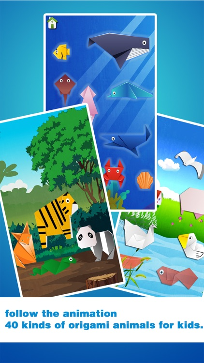 Art Of Origami Kids Educational Games