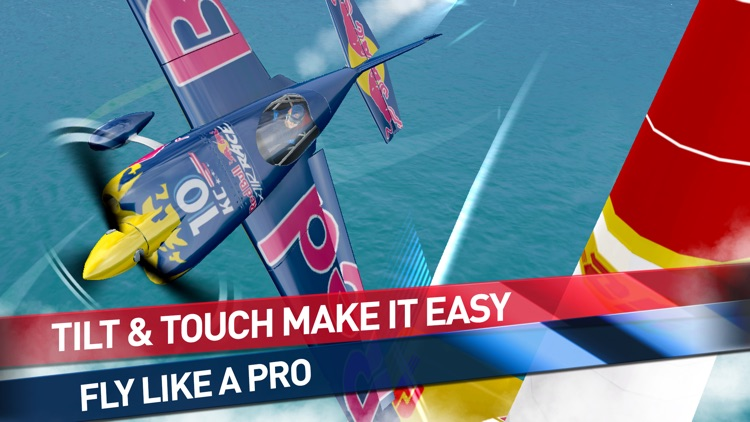 Red Bull Air Race The Game screenshot-1