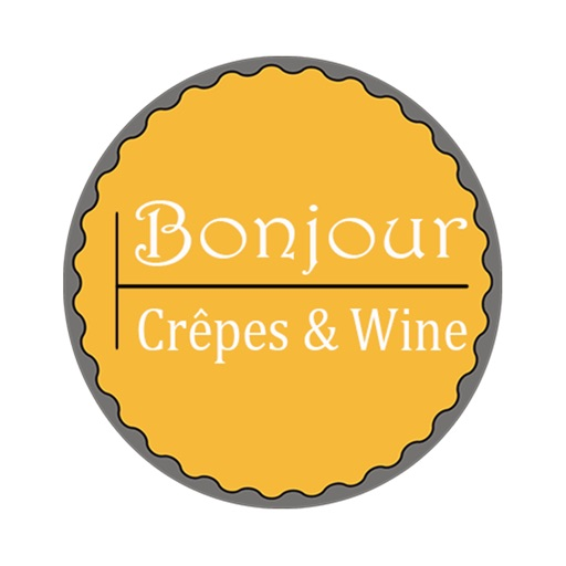 Bonjour Crepes & Wine