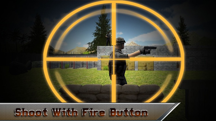 SNIPER ARMY SHOOTER MISSION screenshot-4