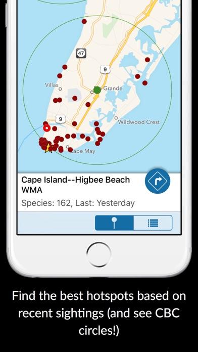 Birdseye Bird Finding Guide review screenshots