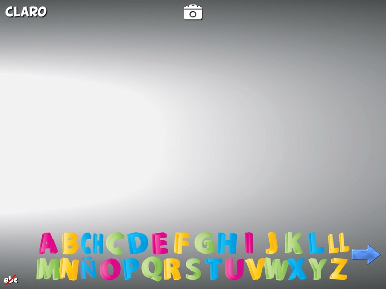 Magnetic Letters Spanish screenshot-3