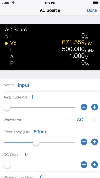 Icircuit review screenshots