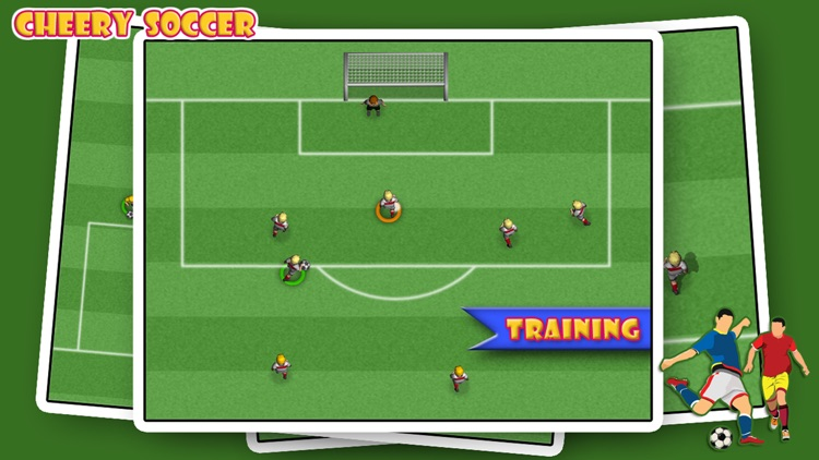 Cheery Soccer screenshot-3