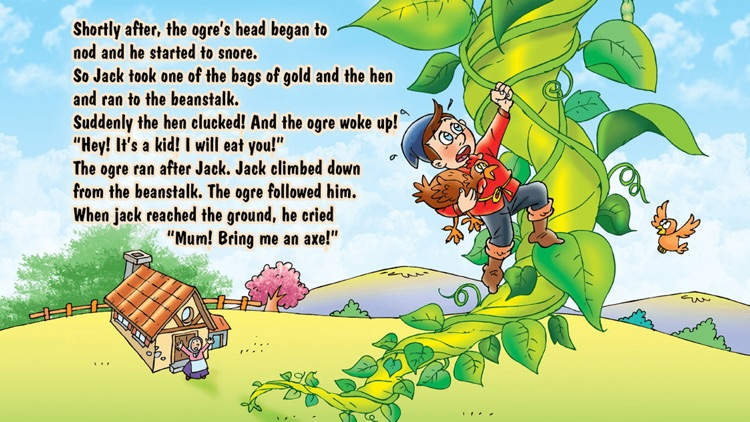 Tales Shelf - Read and Listen to Fairy Tales! screenshot-3