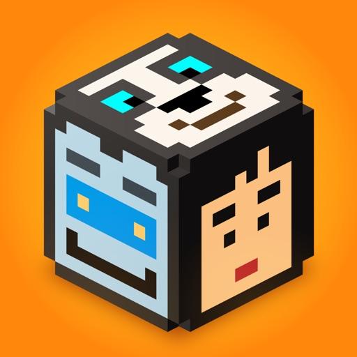 Kubiko - трехмерные головоломки из 3D пикселей!