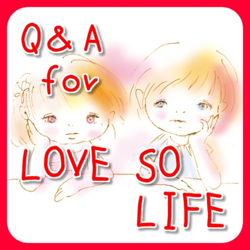 Q&A for LOVE SO LIFE Icon