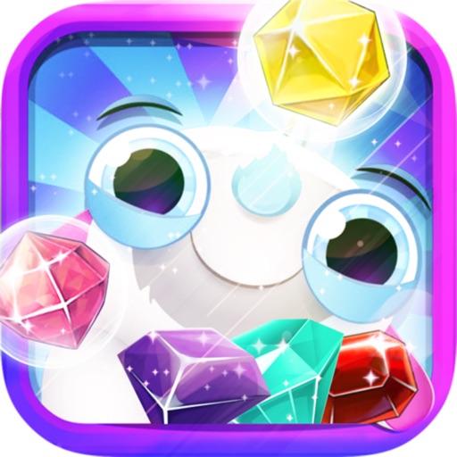 Jewels Paradise Pop iOS App