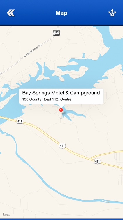 Alabama Campgrounds and RV Parks screenshot-4