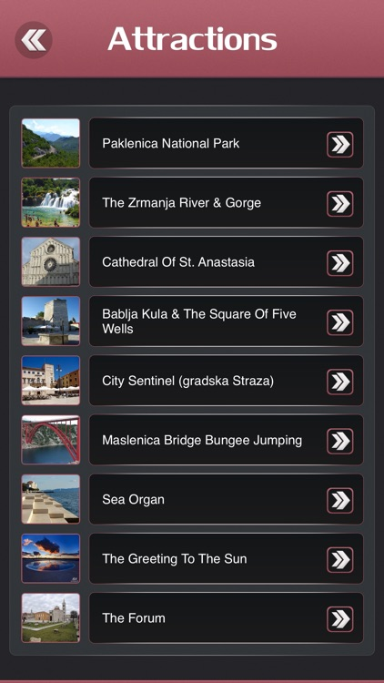 Zadar Travel Guide