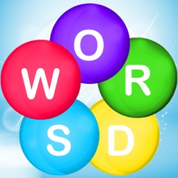 Letters to Words - 3,4,5 Letter Word Search Game