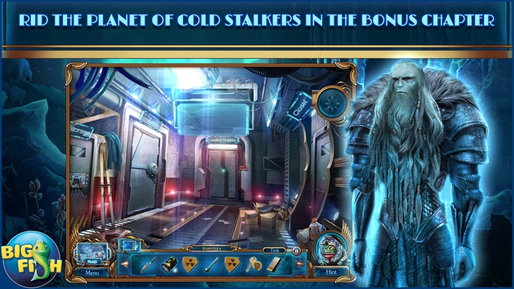 Mystery Trackers: Winterpoint Tragedy - A Hidden Object Adventure (Full) screenshot-3
