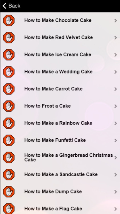 How to Make Cake - Easy Cake Recipes screenshot-4