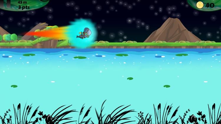 Jetpack Water Jump screenshot-3