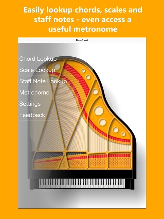 Piano Chords And Scales Friend App Price Drops