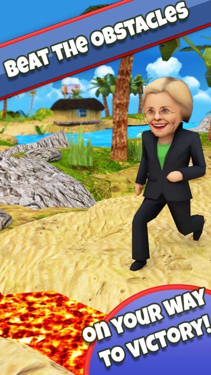 Run For President 2016 - Donald Trump Version