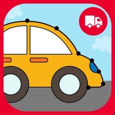 Activities of Cars Connect the Dots and Coloring Book free