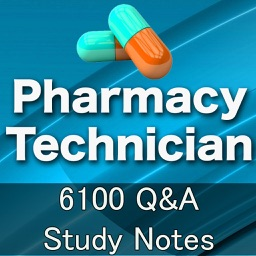 Pharmacy Technician Exam Review 6100 Study Notes