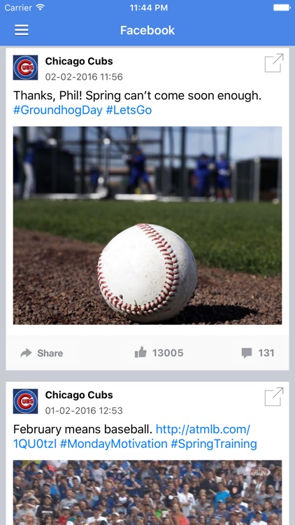 News Surge for Chicago Cubs Baseball News Pro screenshot-3