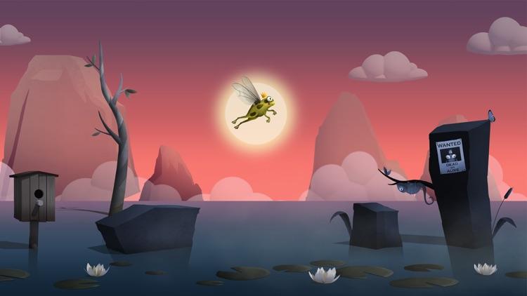 Runaway Toad screenshot-0