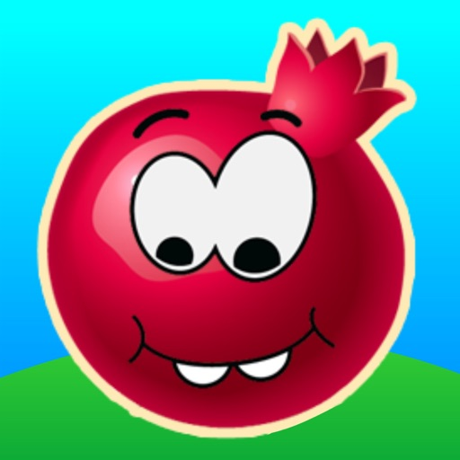 Fruits alphabet for kids - children's preschool learning and toddlers educational game +