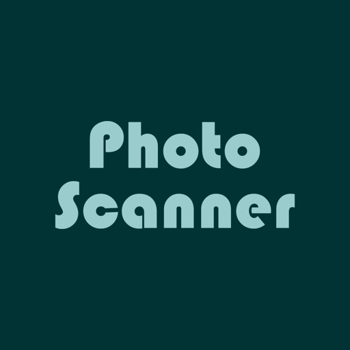 Photo Scanner - Scan Photo, Document, ID Card as Photo or PDF