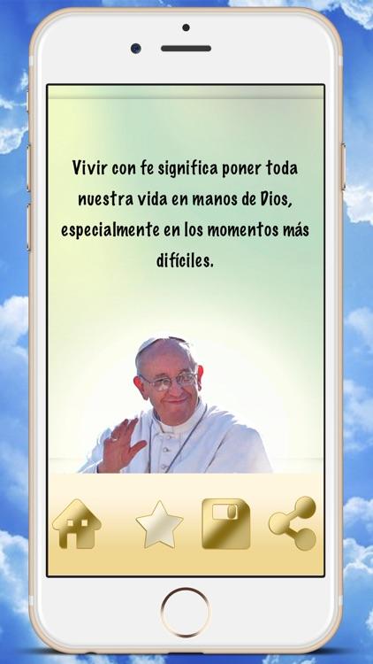 Phrases Pope Francisco I in Spanish catholic best quotations - Premium