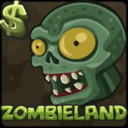 ZombieLand Slots - Free Las Vegas Slots Machine Game