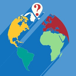 QuestiOn Map: US Maps Quiz! USA and Countries of the World.