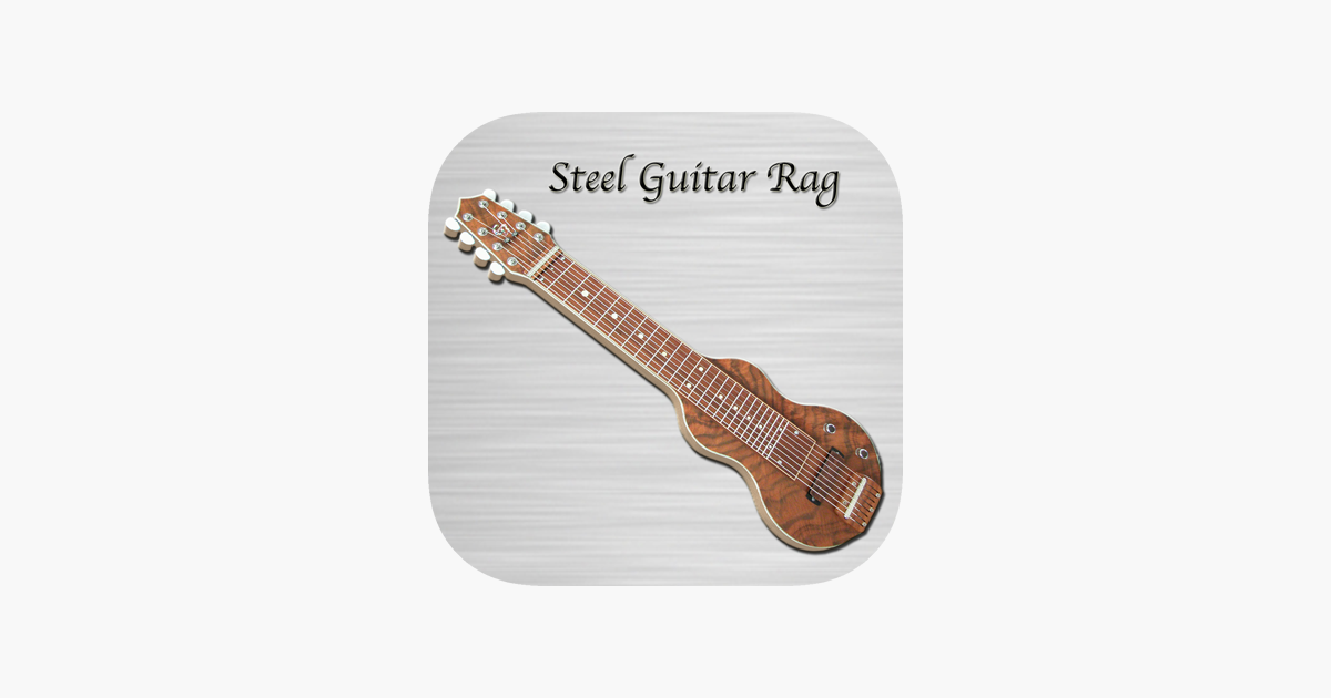 Steel Guitar Rag C6 Version On The App Store