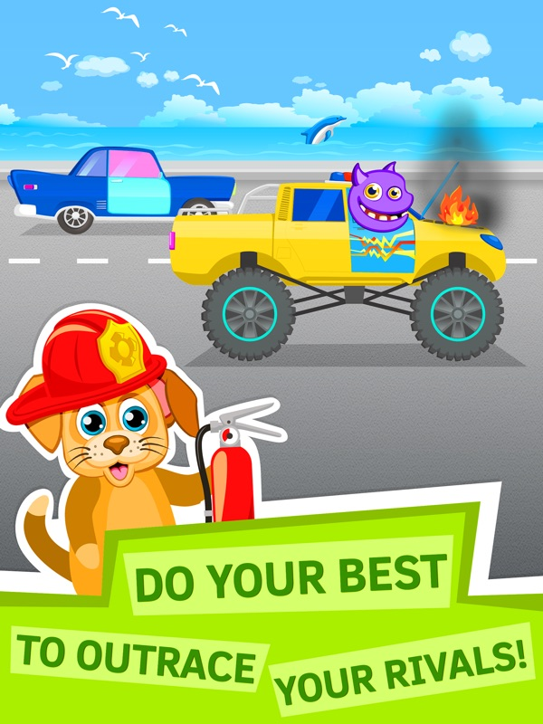 Kids Race Car Game For Toddlers Online Game Hack And Cheat Gehack Com