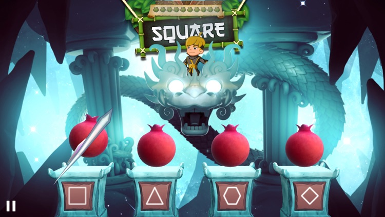 Fruit Ninja Academy: Math Master screenshot-4