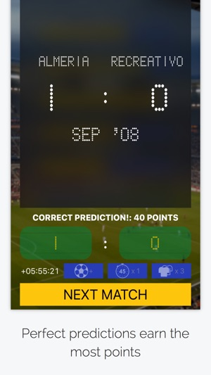 Footy Stats: Score Predictor on the App Store