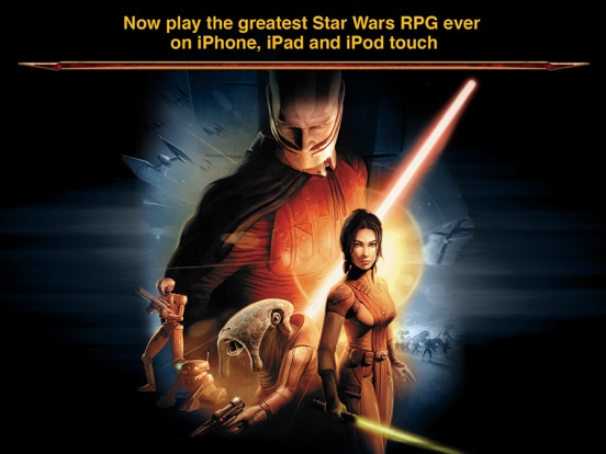 Screenshot #1 for Star Wars®: Knights of the Old Republic™