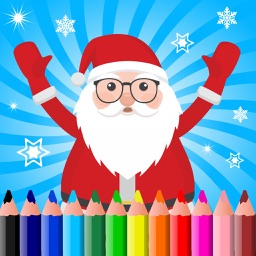 Christmas Drawing Pad For Toddlers Santa Claus - Christmas Holiday Fun For Kids
