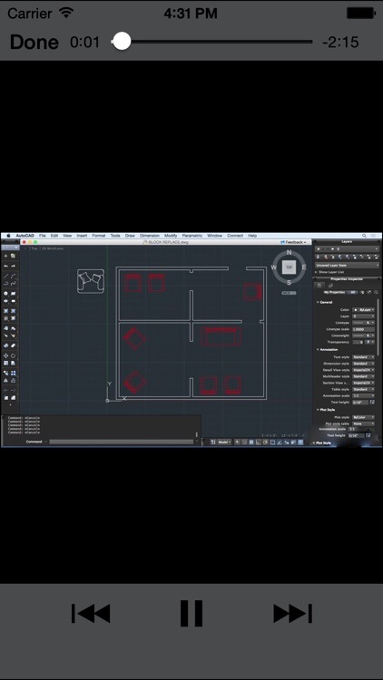 LearnForAutoCAD2016Mac screenshot-1