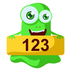 123 Drag and Drop for preschool kids