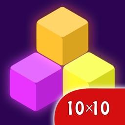 Block Mania 10 x 10 : Cube Crush
