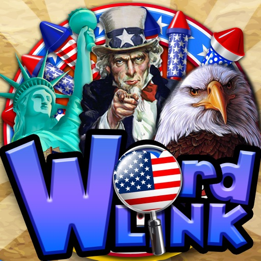 Words Trivia Search & Connect America Games Puzzles Pro