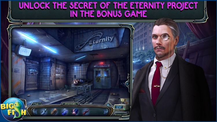 Haunted Hotel: Eternity - A Mystery Hidden Object Game (Full) screenshot-3