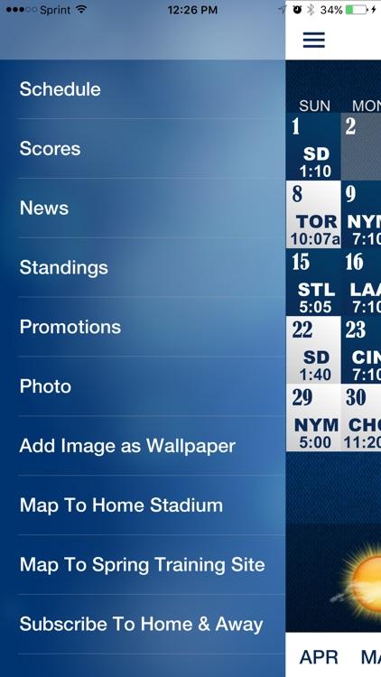 LAD Pocket Schedule screenshot-4