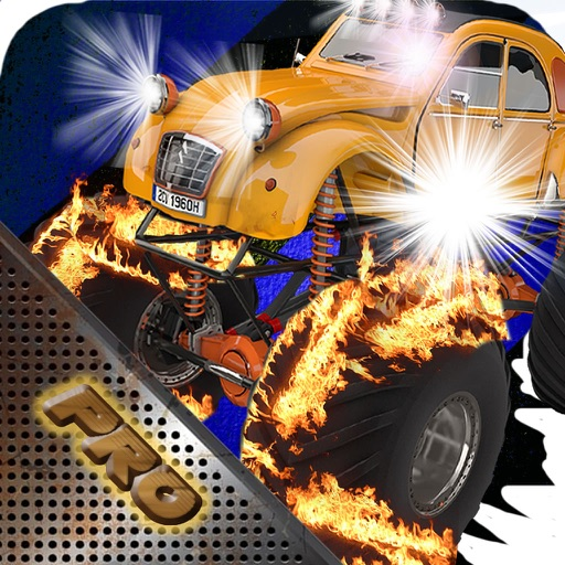 Force Monster Truck Pro - Demolition Fight
